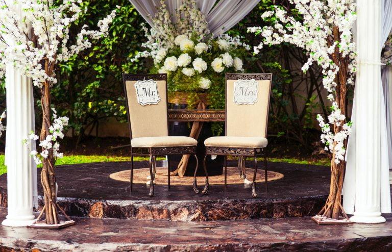 planning your wedding celebration with joy