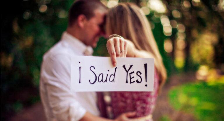 you are engaged celebrations with joy wedding ceremony