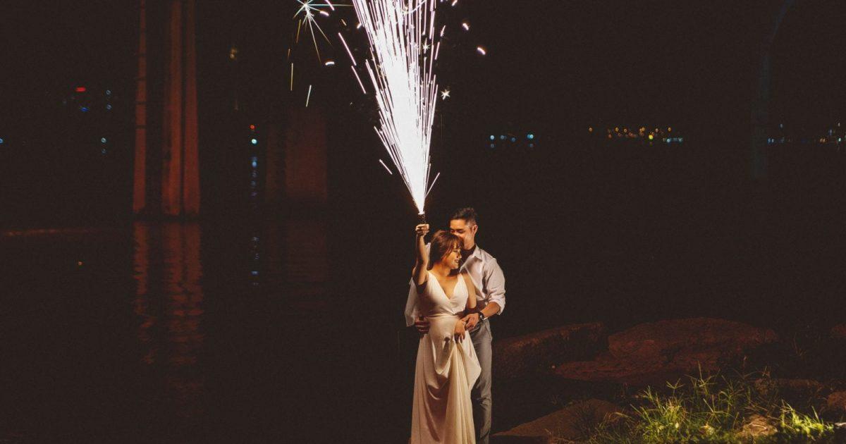 new year wedding with life celebrations with joy